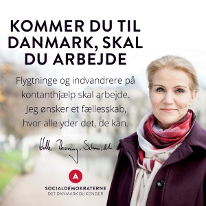 I DK skal du arbejde