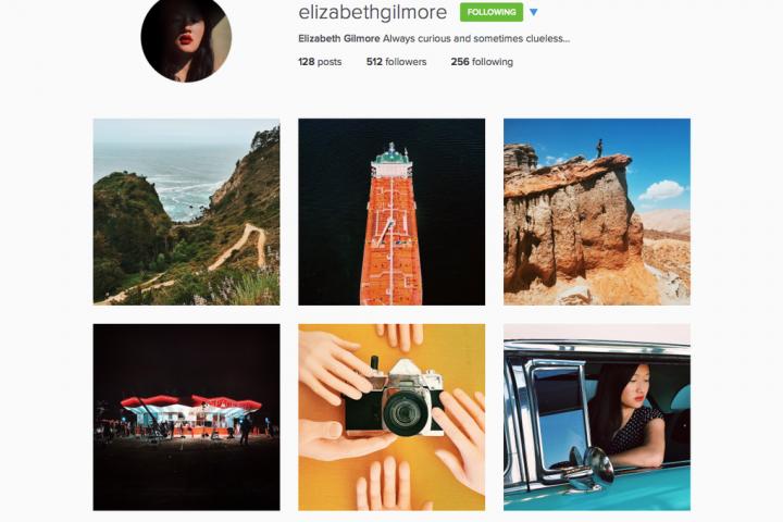 Instagrams veninde er blevet lækker