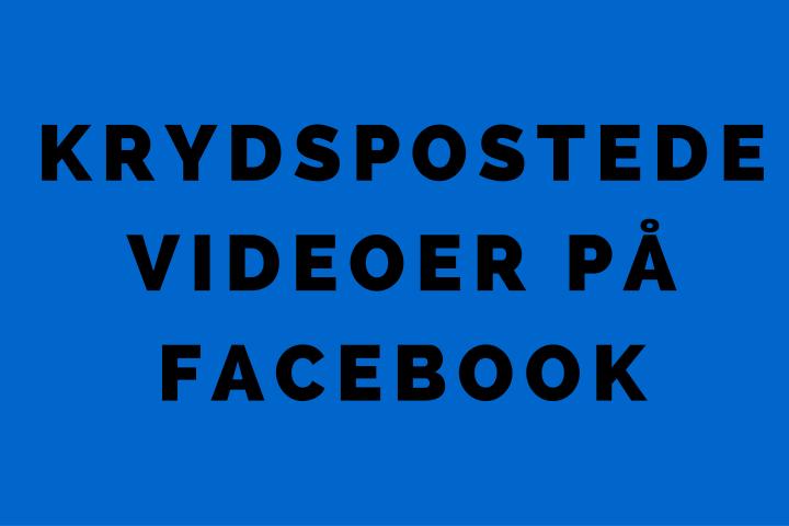Facebook: Samme video på flere sider