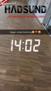 Snapchat Hadsund