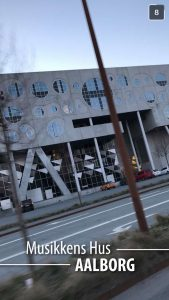 Snapchat Aalborg